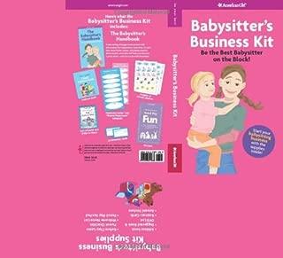 Babysitter's Business Kit (American Girl Library)