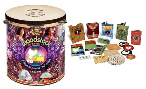 Woodstock: 3 Days of Peace & Music Director's Cut (Ultimate...