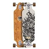 Skateboard Arbor Longboard Zeppelin 32 Bamboo 9' X 32' Sidewinder Complete