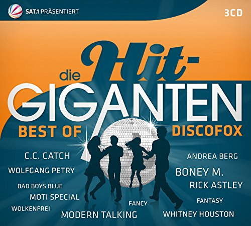 Die Hit Giganten Best of Discofox