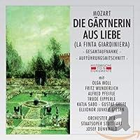 Die Gaertnerin Aus Liebe (La Finta Giardiniera) (in deutscher Spr.)