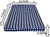 EASYDAY Foam Mattress 2 inch Single Bed PU Foam Mattress (72x35x2)