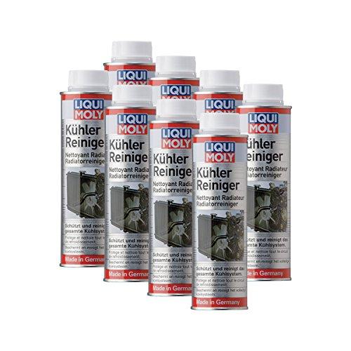 8x LIQUI MOLY 3320 Kühler-Reiniger 300 ml