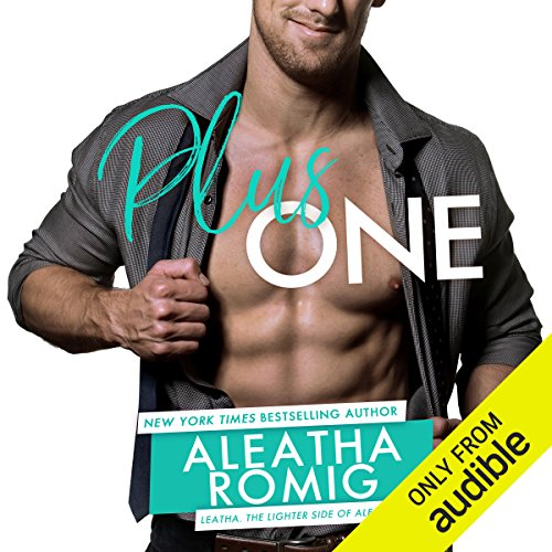 Plus One audiobook cover art