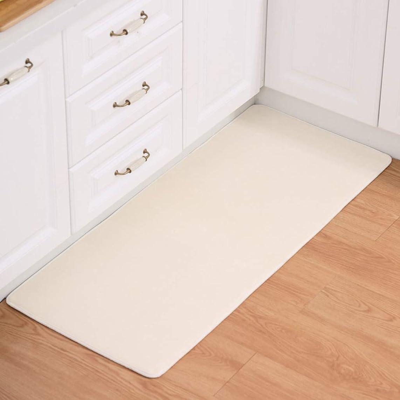 異常許される安全なラグマット カーペット 厚手 環境にやさしい 清掃しやすい クリーム 絨毯 新生活 四角 とろける肌触り 脱毛なし 100*160 滑り止め付き 屋内 シンプル オフィスマット リビングマット 玄関マット