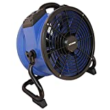 XPOWER X-35AR Professional Heat Resistant Axial Fan for Heated Environments (Does Not Produce Heat),...