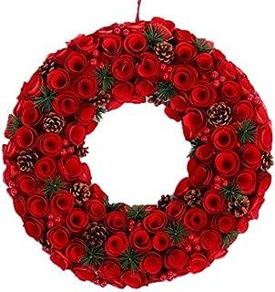 Boxwood Christmas Wreath 20