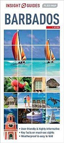 Insight Guides Flexi Map Barbados (Insight Flexi Maps)