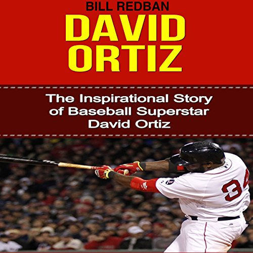 David Ortiz cover art
