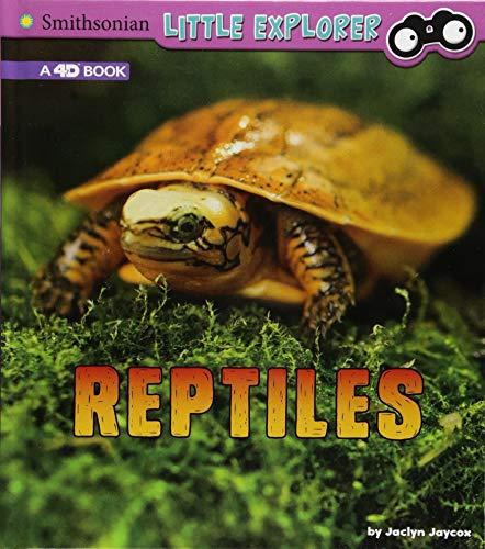 sortie en vente images officielles sortie en ligne Reptiles: A 4D Book