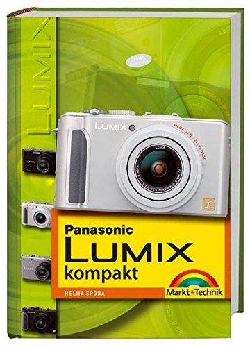 Pansonic Lumix kompakt: für die Modelle LX3, FS3 und 5, FS6 und 7, FS15, LZ10