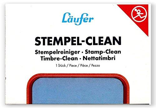 Läufer 80050 Stempel-Clean, Stempelreiniger für Gummi- Kunststoff- und Metallstempel