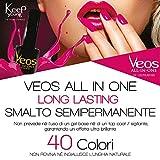 Esmalte Semipermanente Kit Completo Veos (40 colores)