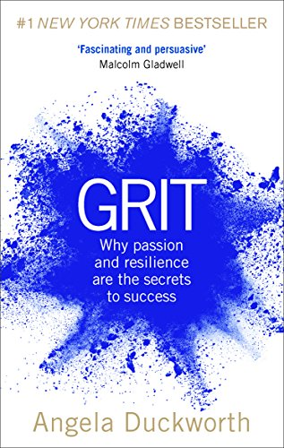 Grit: Why passion and resilience are the secrets to success (Vermilion)