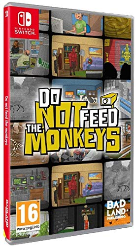 Do not Feed the Monkeys -