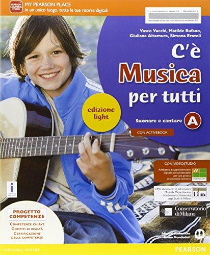 C'è musica per tutti. Per la Scuola media. Con e-book. Con espansione online