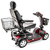 Challenger Mobility J900 Large Rear Basket for Electric Mobility Scooters and Power Wheelchairs, Fits Go-Go Travel, Buzzaround, Drive Medical, Golden, and Pride Scooters, Large and Adjustable