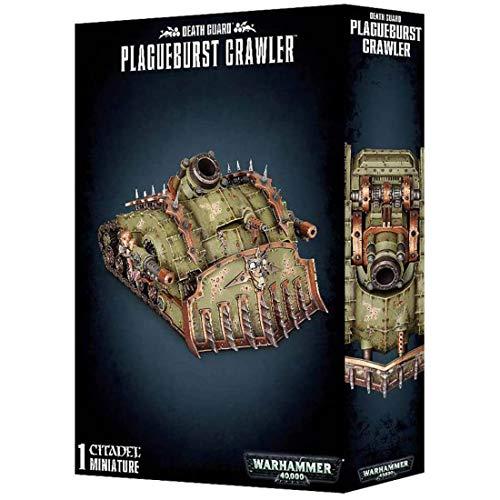 Games Workshop 99120102075' Death Guard Plagueburst Crawler Miniature