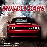 American Muscle Cars 2021: 16-Month Calendar - September 2020 through December 2021