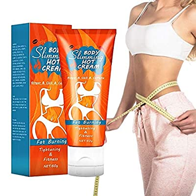 Amazon - 55% Off on Hot Cream, Cellulite Slimming and Body Fat Burning Cream Weight Loss