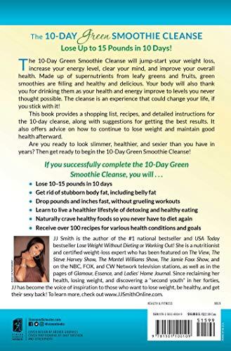 510djjVqAfL - 10-Day Green Smoothie Cleanse
