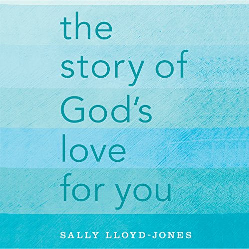 The Story of God's Love for You audiobook cover art
