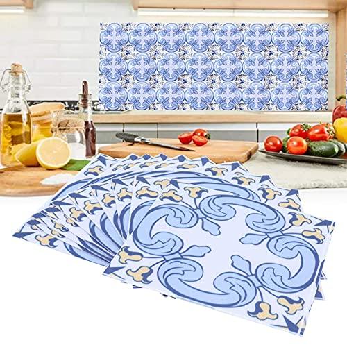 Adhesivos de pared, adhesivo para azulejos a prueba de aceite con alto rendimiento para sala de estar para mujer(18)