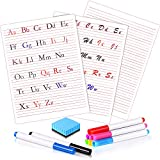 2 Pieces Ruled Dry Erase Lapboard, 8.5 x 11 Inches...
