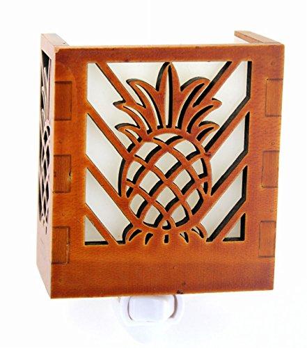 ハワイアン雑貨/インテリア/ハワイ 雑貨 トロピカルナイトライト (パイナップル) ハワイ お土産