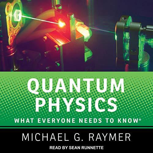 Quantum Physics audiobook cover art