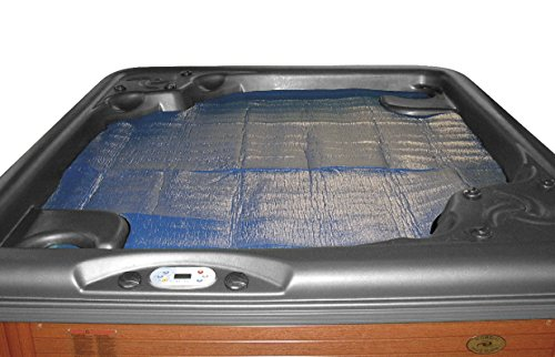 Horizon Ventures Floating Spa Cover – 8 ft. x 7 ft.