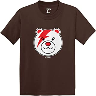 Teddy Bear - Lightning Bolt Iconic Infant/Toddler Cotton Jersey T-Shirt
