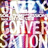 JAZZY CONVERSATION(ジャズィ・カンヴァセイション Vocal) C/W JAZZY CONVERSATION(ジャズィ・カンヴァセイション Instrumental)