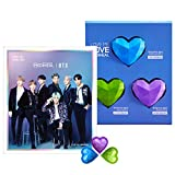 MEDIHEAL Official [Korea's No 1 Sheet Mask] Bio Capsulin Love Me Mask Set [BTS Edition]