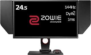 BenQ ゲーミングモニター ディスプレイ ZOWIE XL2536 24.5インチ/TNパネル/1ms/144Hz/DyAc技術/S.Switch/FPS向け/PJS2018 season1大会使用