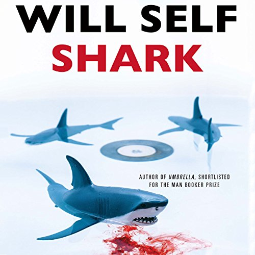 Shark audiobook cover art