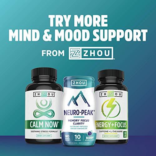 Zhou Nutrition Neuro-Peak Brain Support Supplement