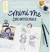 Frau Annika und ihr Papierfraeulein: Die Mini-me Zeichenschule: Mit Bildergalerie und Vorlagen zum Download
