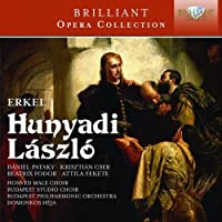 Erkel: Hunyadi Laszlo by Beatrix Fodor (2014-04-20)