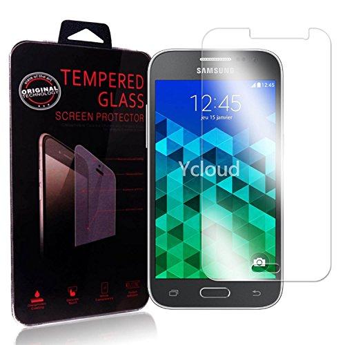 Ycloud Protector de Pantalla para Samsung Galaxy Core Prime Cristal Vidrio Templado...
