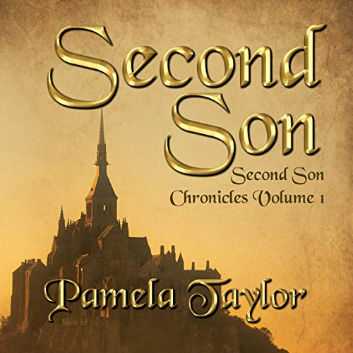 Second Son audiobook cover art