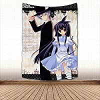 Inu x Boku SS Wall Hanging Tapestry Sheets Home Decorative Tapestries Beach Towel Yoga Mat Blanket Table Cloth Wall Tapestry 150x100cm