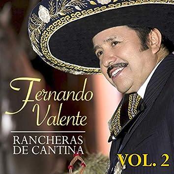 Rancheras de Cantina (Vol. 2)