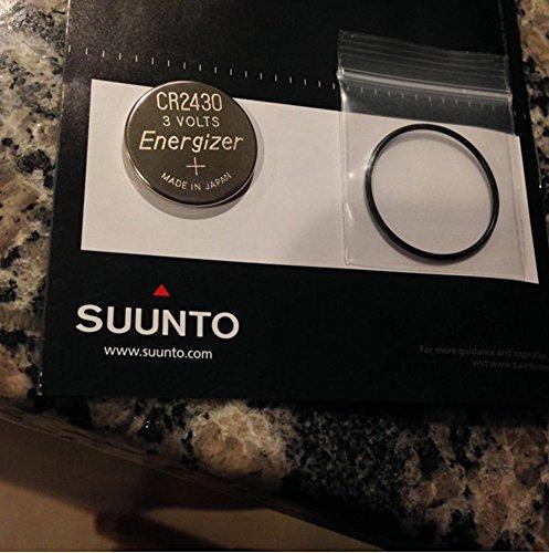 Kit per batteria, compatibile con orologi Suunto Vector, Advizor, Atimax e Yachtsman