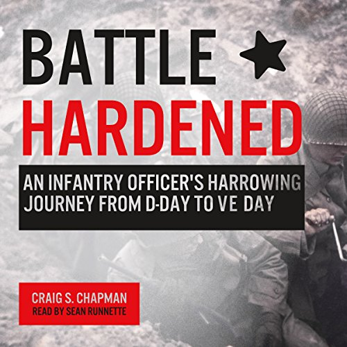 Battle Hardened audiobook cover art