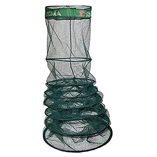 Shakespeare Sigma Keepnet - Carp Friendly Mesh Keep Net for Match and Coarse Fishing - Roach, Bream, Tench, Carp