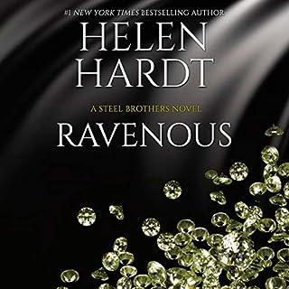 Page de couverture de Ravenous