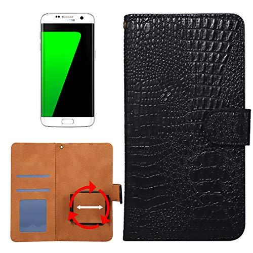 subtel® Premium Smart Case für Smartphones (14.5cm x 7.5cm x 1.8cm / ~ 4,8-5,3