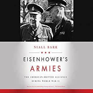 Eisenhower's Armies cover art