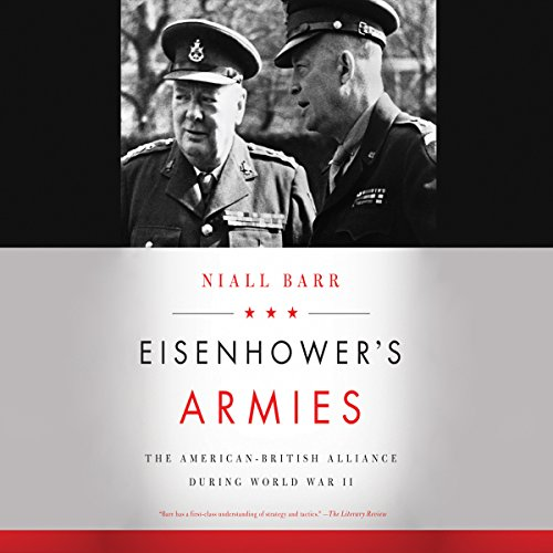 Eisenhower's Armies audiobook cover art